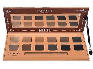 Paleta de Sombras Nude Jasmyne V6018 Cor - B