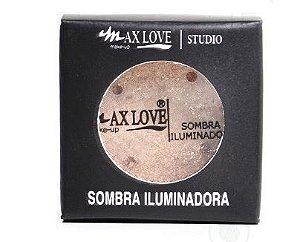 Sombra Iluminadora Max Love- cor 11 Nude
