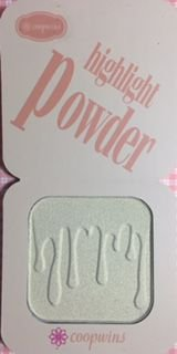 Iluminador Highlight Powder Coopwins -cor 1
