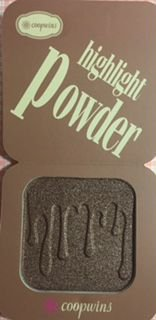 Iluminador Highlight Powder Coopwins -cor 3