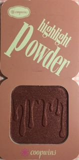 Iluminador Highlight Powder Coopwins -cor 4