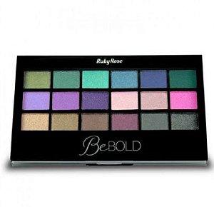 Paleta de sombra Bebold Ruby Rose- hb 9919