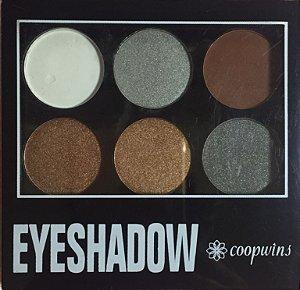 Paleta de sombra Coopwins - cor 1