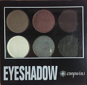 Paleta de sombra Coopwins - cor 3