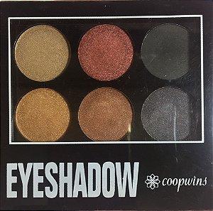 Paleta de sombra Coopwins - cor 2