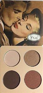 Paleta de sombras Nude Tango Cor 02