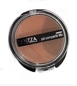 Pó Compacto Fenzza Makeup Trio Moon FZ-PC92MO - C2