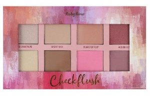 Paleta de Blush Cheekflush by Ruby Rose - HB7507