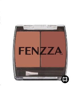 Blush Duo Fenzza Makeup C3 BS09