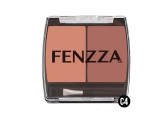 Blush Duo Fenzza Makeup C4 BS09