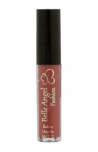 Batom Líquido Matte Belle Angel Fashion– A002 Cor 02