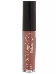 Batom Líquido Matte Belle Angel Fashion– A002 Cor 01
