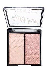 Duo de Iluminador Top Makeup - Luisance cor A