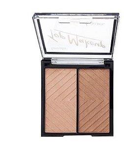 Duo de Iluminador Top Makeup - Luisance cor B