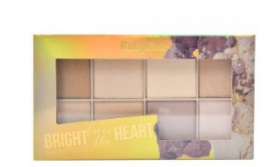 Paleta de Iluminador Bright from the Heart (cod. HB7516)