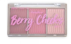 Paleta de Blush Berry Cheeks (cod. HB61114)