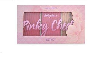 Paleta de Blush Pinky Cheeks (cod. HB61111)