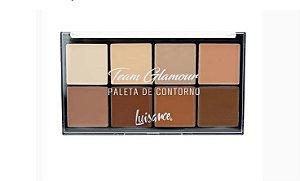 Paleta de Contorno Team Glamour-Luisance L8008