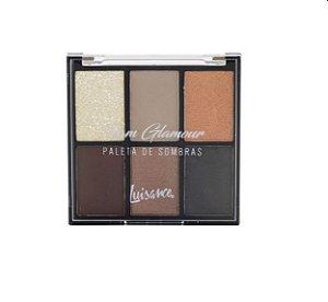 Paleta de Sombras Team Glamour -Luisance L8003- A