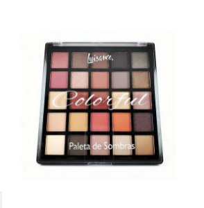 Paletas de Sombras Colorful Luisance - L797