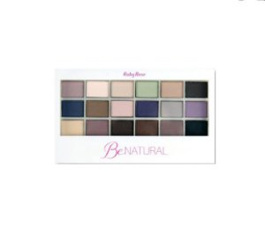 Paleta de sombra Be Natural Ruby Rose- HB 9930