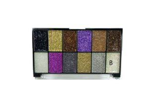 Paleta de Sombra Gliter Galaxy Luiisance-6037 B