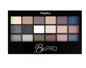 Paleta de Sombras BePro Ruby Rose HB-9929