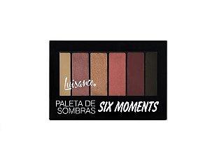 Paleta de Sombras Six Moments Luisance L6051 corA