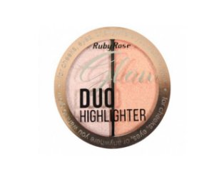 Iluminador Glow Duo Highlighter Ruby Rose HB75223 Cor-3