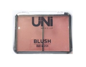 Duo Blush- Uni Makeup- Cor 3