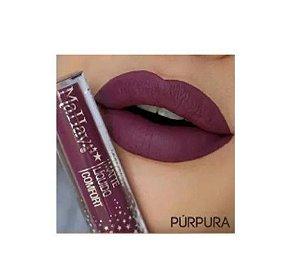 Batom Liquido Matte Confort -Mahav Cor Púrpura