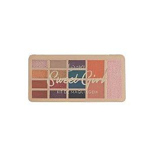 Kit de Maquiagem Sweet Girl- Luisance L2031A