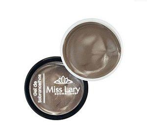 Gel de Sobrancelhas - Miss Lary marron claro