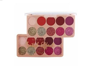 Paleta de Sombras Glotz Glam Total Effect A - Belle Angel T023