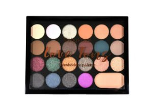 Paleta De Sombras Love Tons Ruby Rose Cod. HB1002