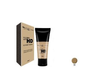 Base Liquida Matte HD Max Love Acabamento Natural Cor 19