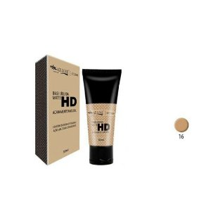 Base Liquida Matte HD Max Love Acabamento Natural Cor 16