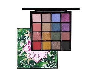Paleta de Sombras Sand -Luisance L1075