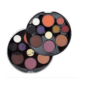 Paleta de Sombra 11 Cores Pró Shines B - Playboy