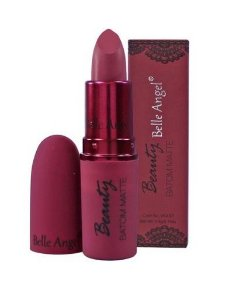 Beauty Batom Matte Belle Angel -  Cor Violet