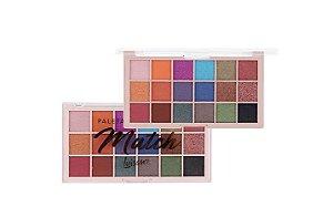 Paleta de Sombras 18 cores Match Luisance -L2032B