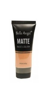 Base Liquida Matte Belle Angel Cor 1