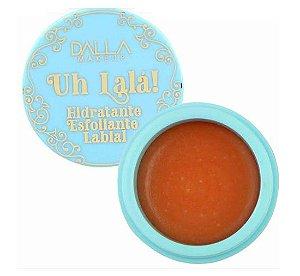 Uh Lalá Hidratante Esfoliante Labial Azul- Dalla Makeup
