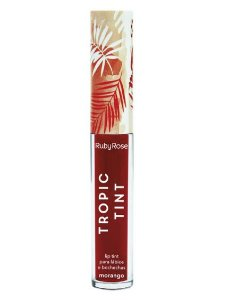 Lip Tint Tropic Morango Ruby Rose -HB550