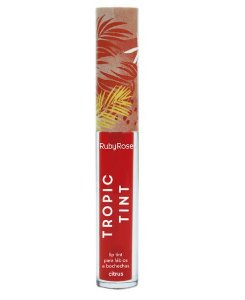 Lip Tint Tropic Citrus Ruby Rose -HB551