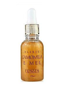 Elixir Camomila e Mel Fenzza Makeup