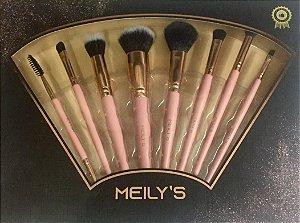 Kit de Pincel Profissional Meily's MKP-126