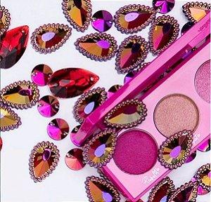Paleta de Sombras Coleção Stoney Playboy- Cor Quartzo Rosa