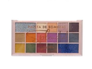 Paleta de Sombras Splendid Luisance B
