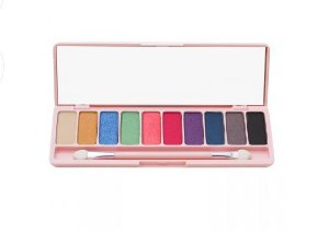 Paleta de Sombras Passione Panda Collection Jasmyne A